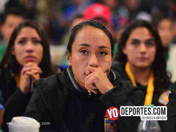 Liliana Mercado-Tigres Femenil UANL en Chicago-Mexico-Corea del Sur-Chitown Futbol-Mundial