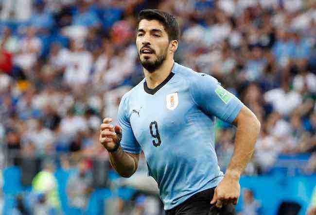 """Luis Suárez: es """"espectacular"""" alcanzar los octavos por tercer mundial consecutivo"""