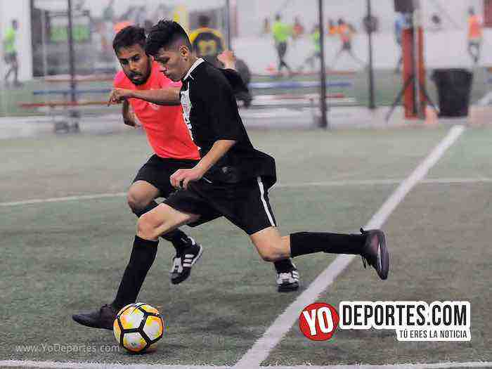 Merengues-Deportivo Azteca-Liga Latinoamericana Chicago Futbol