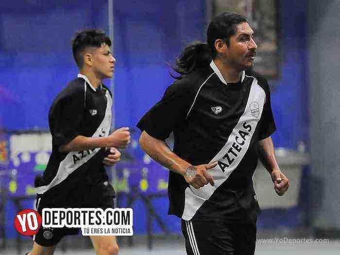 Merengues-Deportivo Azteca-Liga Latinoamericana Indoor soccer