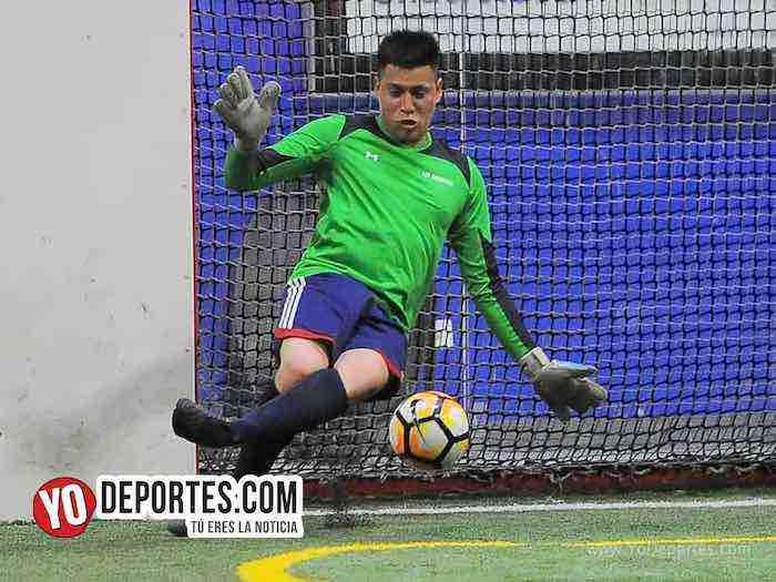 Merengues-Deportivo Azteca-Liga Latinoamericana Portero