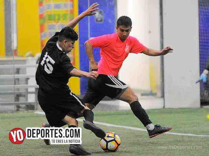 Merengues-Deportivo Azteca-Liga Latinoamericana Soccer League Chicago