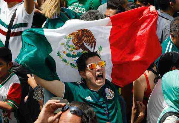México se llena de alegría y esperanza tras ganar a Alemania