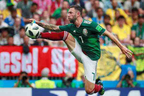 Para Miguel Layún fue un triunfo histórico el ganarle a Alemania