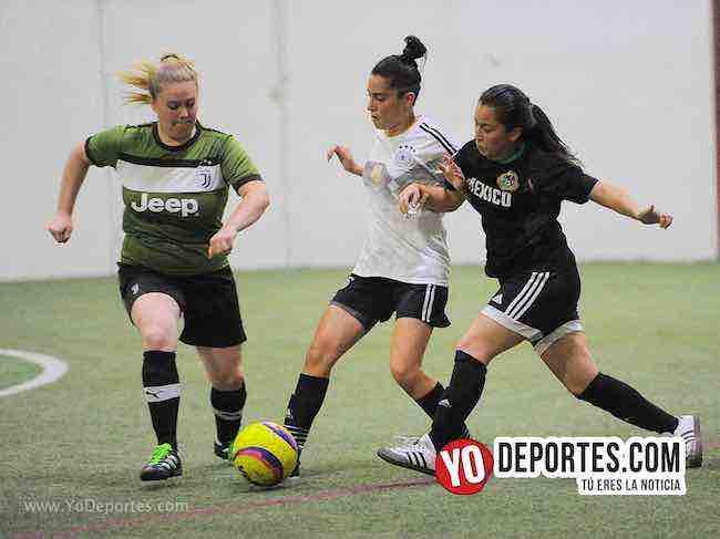 Monaco-Monarcas-Liga 5 de Mayo futbol femenil