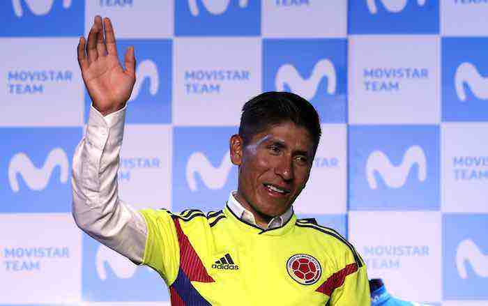 Nairo Quintana pide unión a Colombia tras la derrota de la selección ante Japón