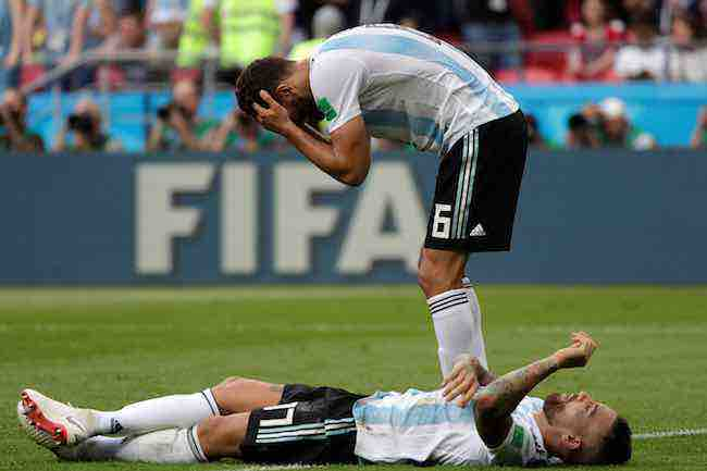 ¡Adiós Argentina! Segunda vez que se va en octavos de un Mundial