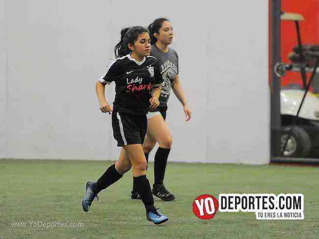 Gana el Flash con goles de Priscila Rodríguez