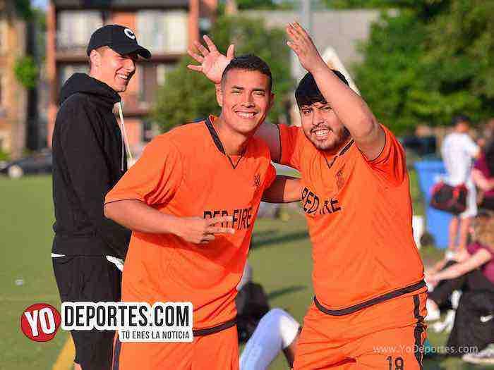 Red Fire-Deportivo 59-Liga Latinoamericana Chicago Gage Park