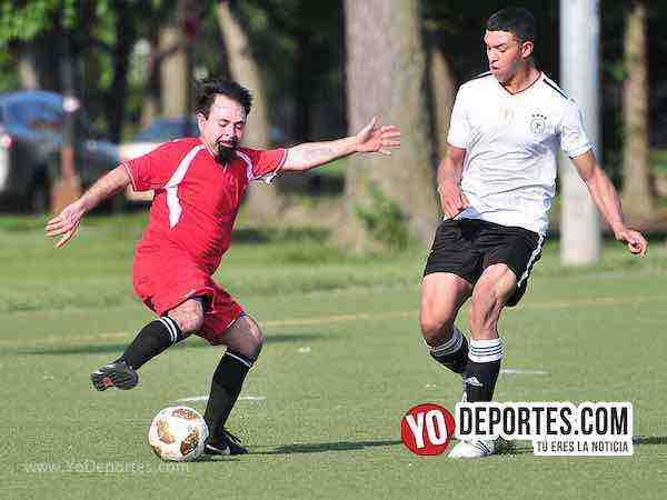 San Lazaro-Olimpia-Liga Latinoamericana Futbol Chicago