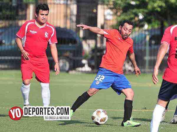 San Lazaro-Olimpia-Liga Latinoamericana Gage Park Chicago