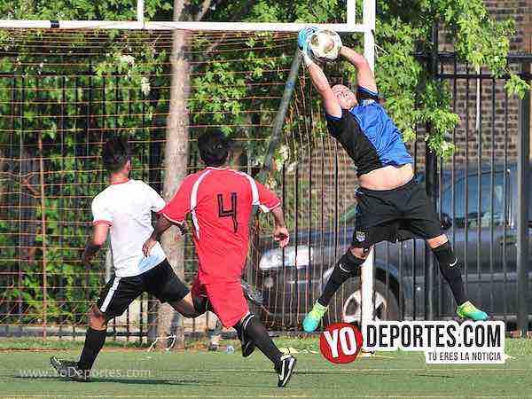 San Lazaro-Olimpia-Liga Latinoamericana Portero Chicago