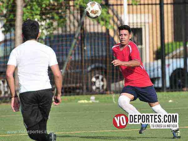 Santiago Shaggy Mendoza-San Lazaro-Olimpia-Liga Latinoamericana