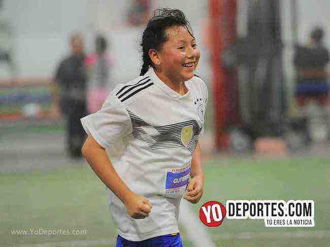 El Monaco gana con goles de Shayla Chávez