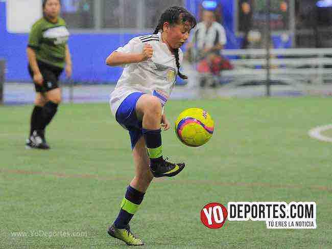 Shayla Chavez goleadora-Monaco-Monarcas-Liga 5 de Mayo