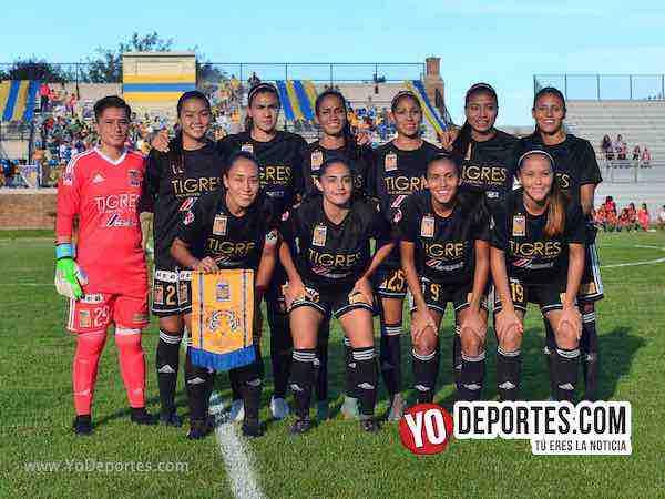 Tigres Femenil UANL-Liga MX en Chicagojpg
