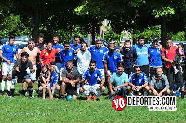 Valle FC ya está a un punto de alcanzar al Estrella Blanca