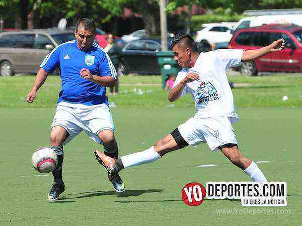 Valle FC-Maravatio-Liga Douglas Chicago futbol