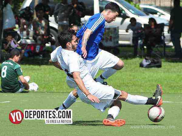 Valle FC-Maravatio-Liga Douglas Futbol soccer en Chicago