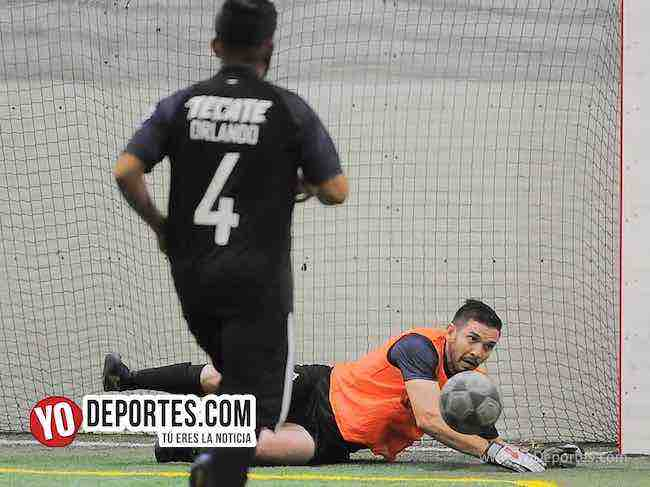 Warriors-Winchester-Liga Latinoamericana Chicago Indoor Sports