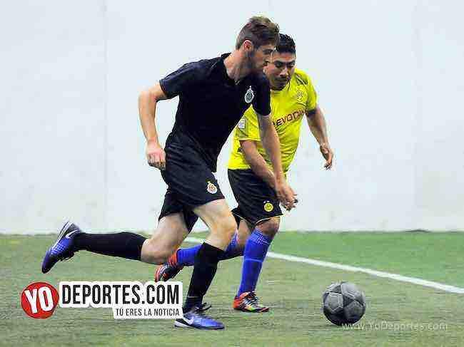 Warriors-Winchester-Liga Latinoamericana Futbol Soccer Indoor