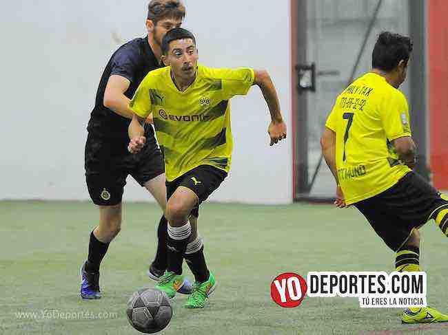 Warriors-Winchester-Liga Latinoamericana Futbol