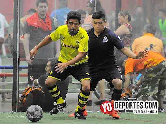 Warriors-Winchester-Liga Latinoamericana Soccer League