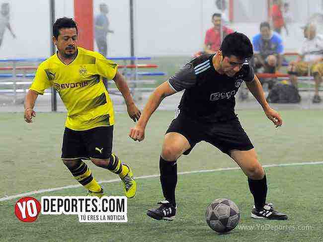 Warriors-Winchester-Liga Latinoamericana de Chicago