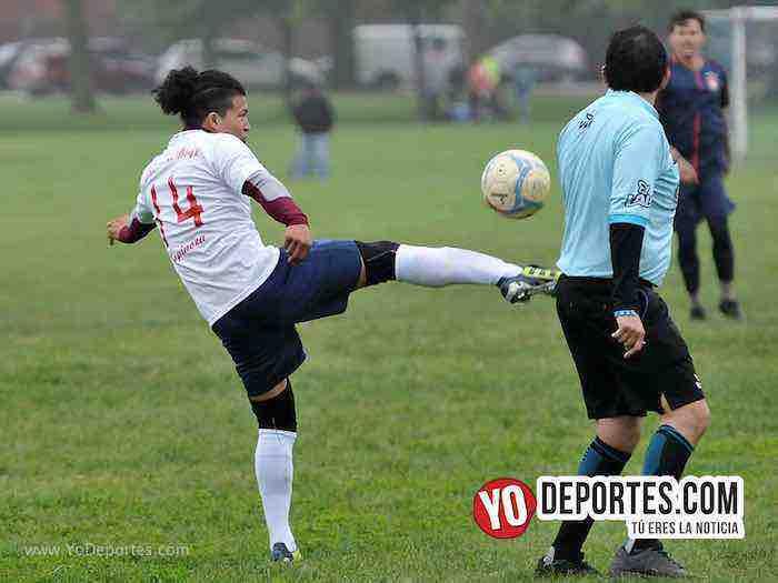 Xavier Salinas Estrella Blanca-Douglas Boys-Liga Douglas