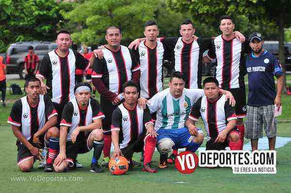 Altamira sigue de líder en la Primera División de la Liga Douglas
