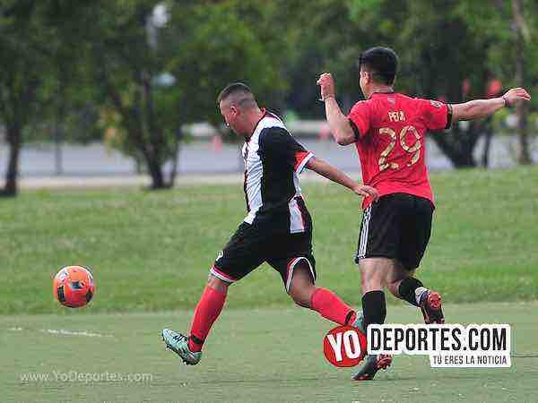 Altamira-Toros Neza-Liga Douglas Soccer League