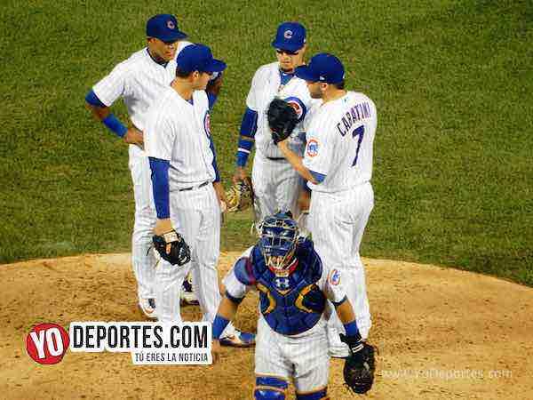 Anthony Rizzo-Cubs-Arizona Diamondbacks