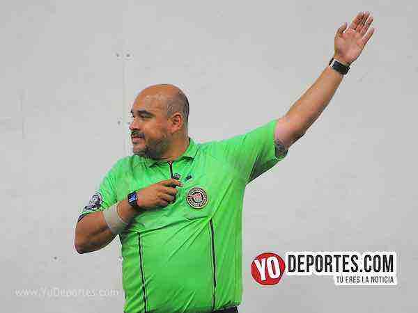 Arbitro Daniel Escutia-Superman-Real Celaya-Champions Liga San Francisco