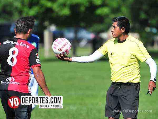 Arbitro Delfino Soriano-Misantla-Valle FC-Liga Douglas