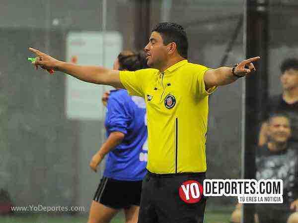 Arbitro Manny Duran-Tarantulas contra Coalcoman Liga Latinoamericana