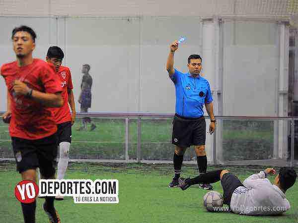 Arbitro Osvaldo Roman-La Garita-Southside-Champions Liga San Francisco