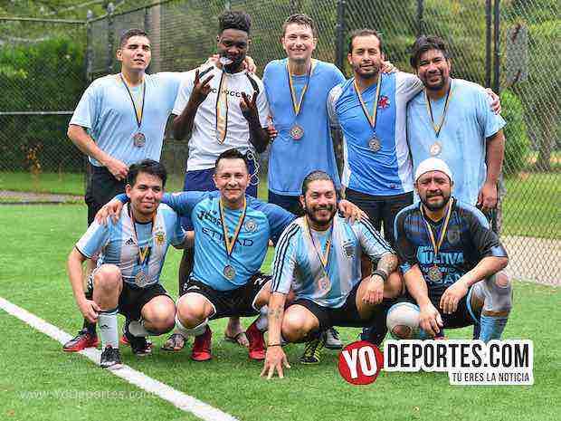 Argentina se queda con el tercer lugar del Mundialito en Chicago