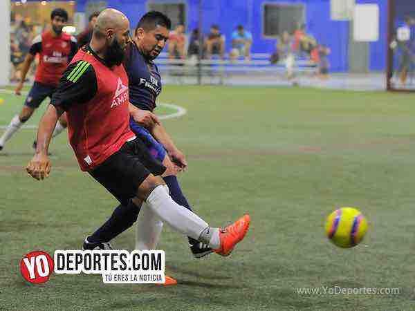Azul Krema-Deportivo Hidalgo-Liga 5 de Mayo