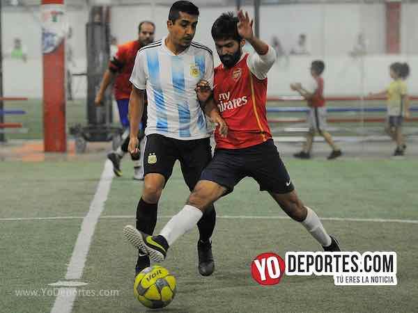 Azul Krema gana duelo a La Bendición en la Liga 5 de Mayo