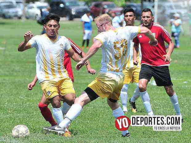 Deportivo Oro llega a 25 puntos y amenaza al líder de la Liga Douglas