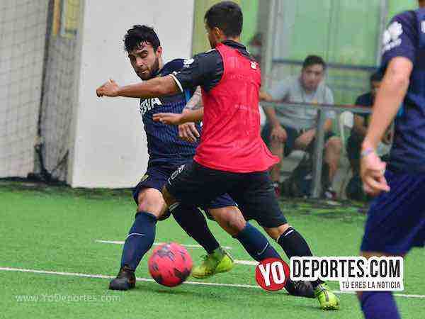 Boca Jr-Southside-Liga San Francisco-Champions Futbol Indoor Chicago