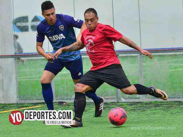 Boca Jr-Southside-Liga San Francisco-Champions Martes