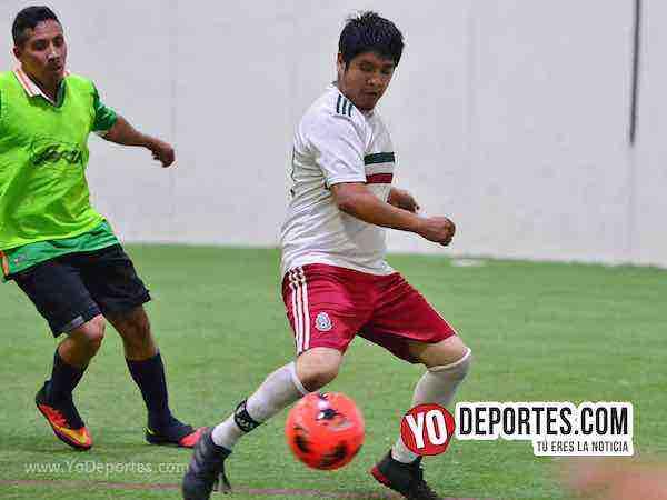 CD Hidalgo-Muchos Nachos-Liga Latinoamericana Futbol Indoor
