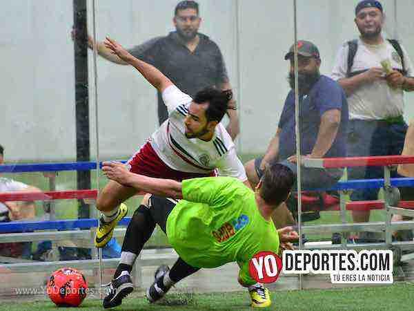 CD Hidalgo-Muchos Nachos-Liga Latinoamericana Futbol en Chicago
