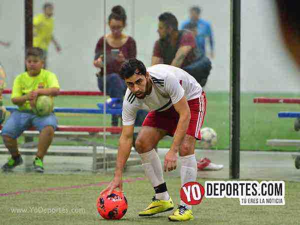 CD Hidalgo-Muchos Nachos-Liga Latinoamericana-Jueves