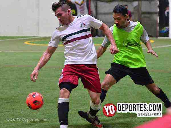 CD Hidalgo-Muchos Nachos-Liga Latinoamericana Soccer League
