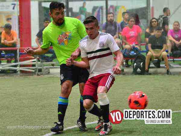 CD Hidalgo-Muchos Nachos-Liga Latinoamericana de Chicago