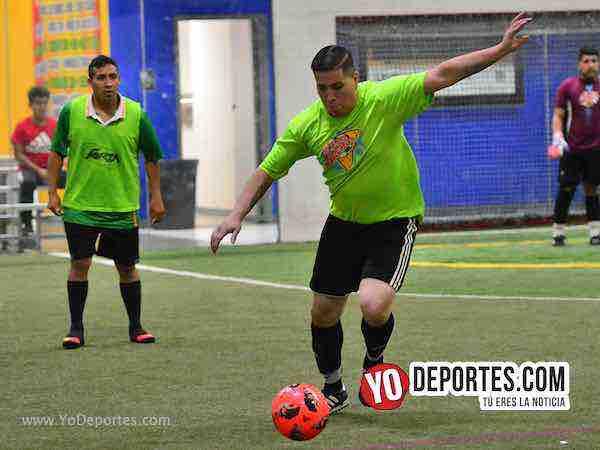CD Hidalgo-Muchos Nachos-Liga Latinoamericana soccer Chicago