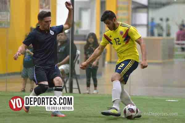 Cafeteros-Deportivo Gonzalez-Liga Latinoamericana Fina varonil libre
