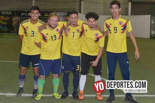 Cafeteros-Deportivo Gonzalez-Liga Latinoamericana campeones